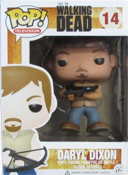 The Walking Dead giveaway, Daryl
