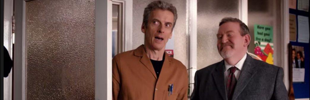 Doctor Who, Season 8 Episode 6, The Caretaker