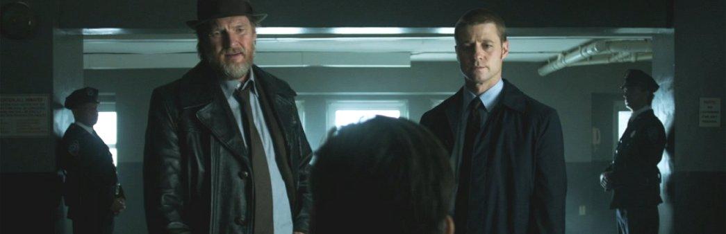 Gotham, Season 1 Episode 4, Arkham, Harvey Bullock, James Gordon