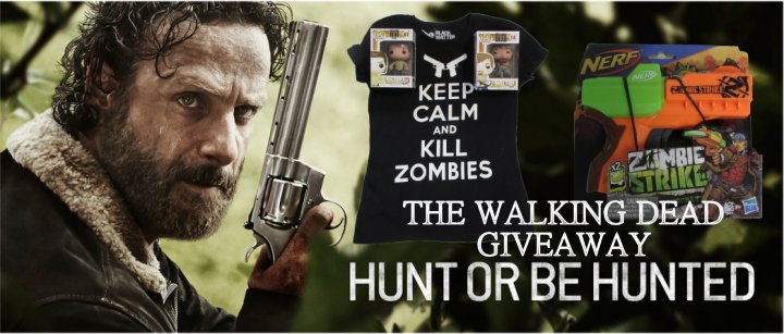 The Walking Dead Giveaway, Season 5