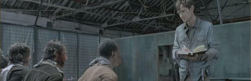 The Walking Dead, Season 5 Episode 1, No Sanctuary