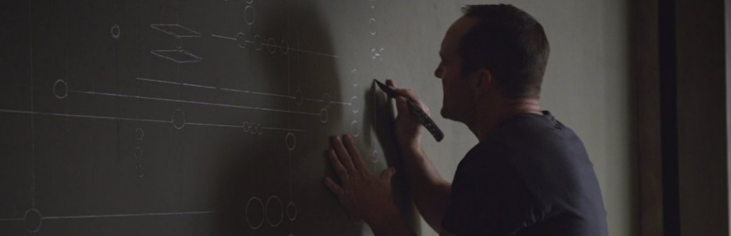 Agents of SHIELD, Season 2 Episode 7, The Writing on the Wall