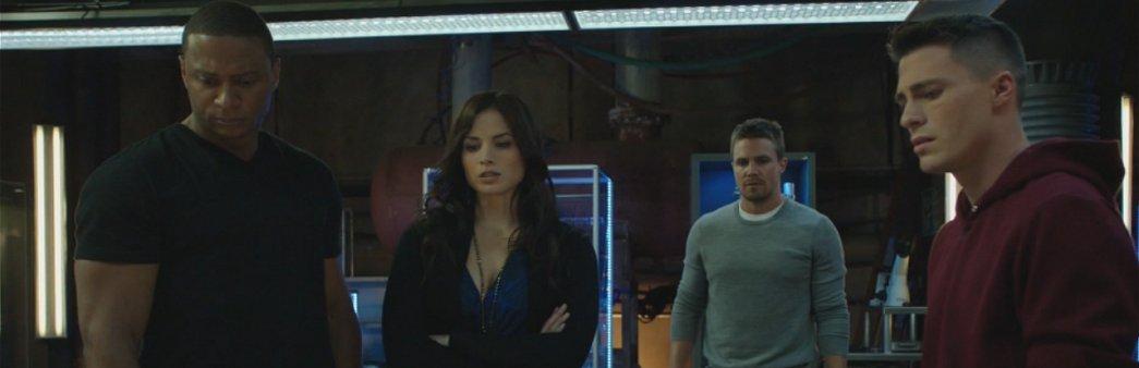 Arrow, Season 3 Episode 4, The Magician