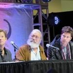 Comikaze 2014, Battlestar Galactica, Jamie Bamber, Edward James Olmos, Michael Trucco