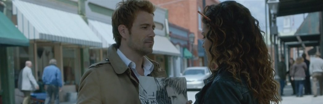 Constantine, Season 1 Episode 2, The Darkness Beneath