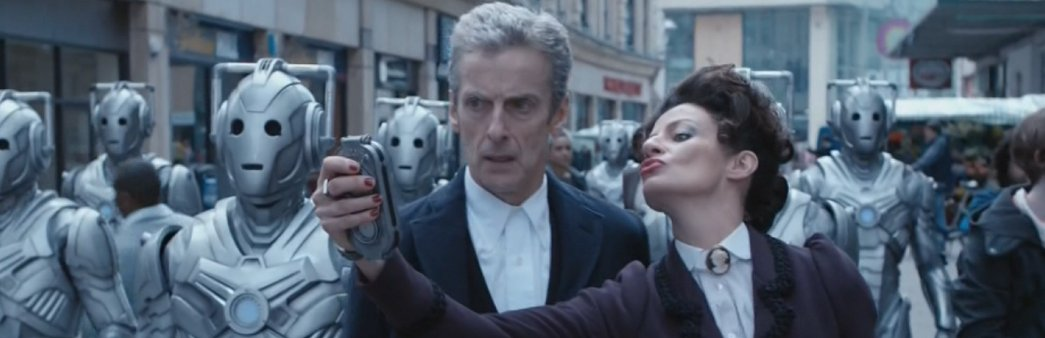 Doctor Who, Season 8 Episode 12, Death in Heaven