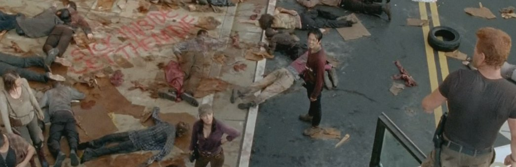 The Walking Dead, Season 5 Episode 5, Self-Help