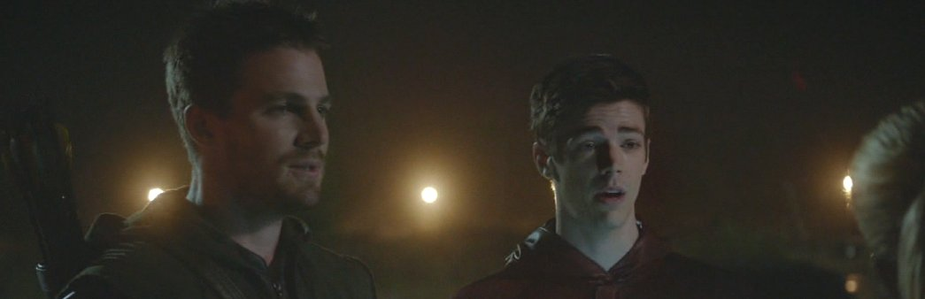The Flash, Season 1 Episode 8, Flash vs. Arrow