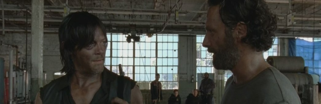 The Walking Dead, Season 5 Episode 8, Coda, Daryl Dixon, Rick Grimes