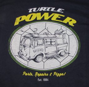 TMNT giveaway, Turtle Power T-shirt