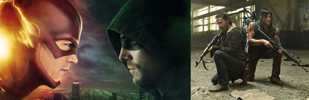 Winter 2015 Returning TV Shows, The Flash, Arrow, The Walking Dead