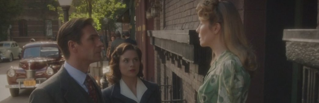 Agent Carter, Season 1 Episode 6, A Sin to Err