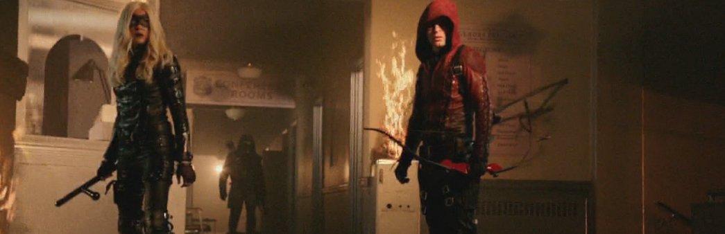 Arrow, Season 3 Episode 12, Uprising