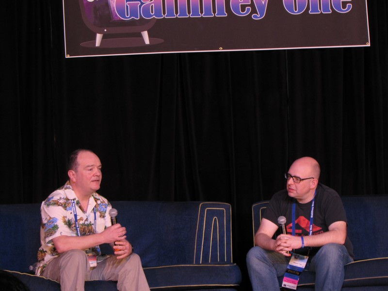 Gallifrey One 2015, Mike Tucker, Miniature Effects