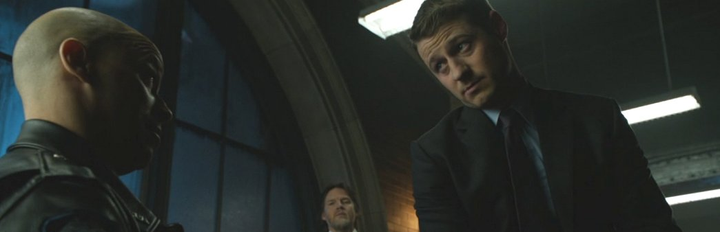 Gotham, Season 1 Episode 13, Welcome Back Jim Gordon