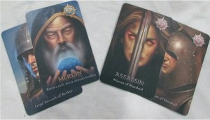 The Resistance Avalon character cards