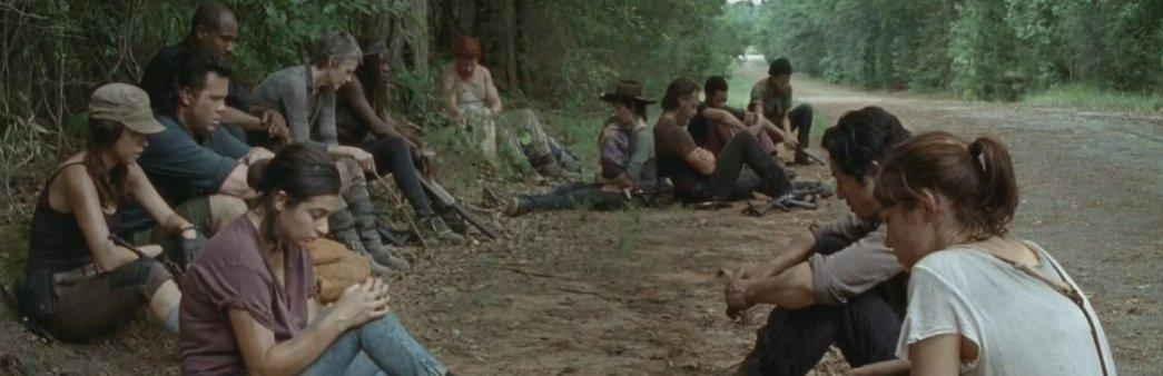 The Walking Dead, Season 5 Episode 10, Them