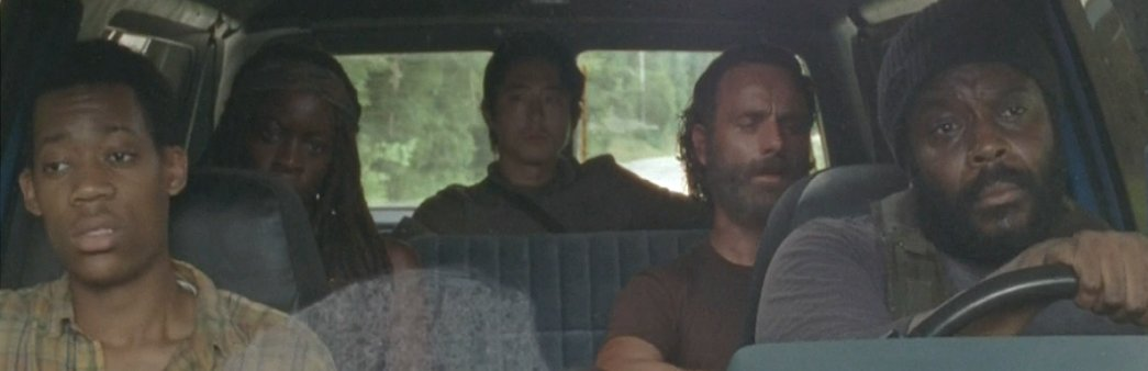 The Walking Dead, Season 5 Episode 9, What Happened and What's Going On