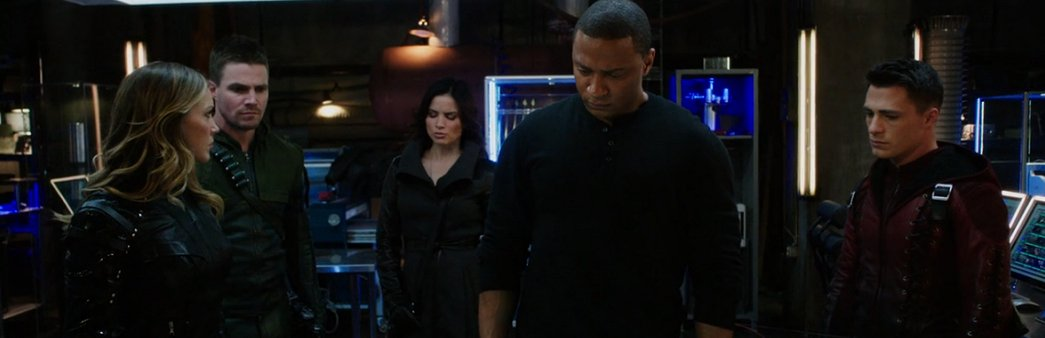Arrow, Season 3 Episode 18, Public Enemy
