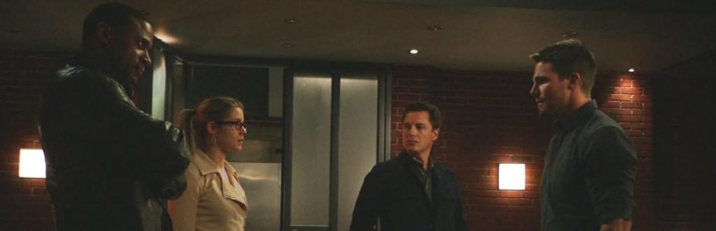 Arrow, Season 3 Episode 20, The Fallen