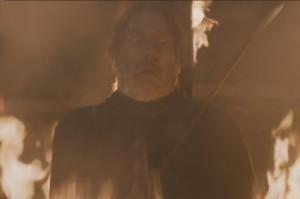 Game of Thrones, Season 5 Episode 1, Mance Rayder