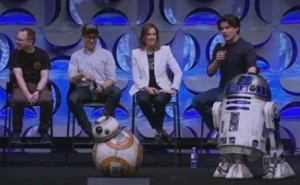 Star Wars Celebration Anaheim, BB-8