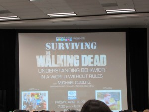 WonderCon 2015: Surviving The Walking Dead panel