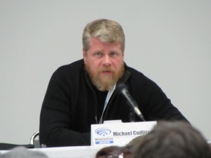 Michael Cudlitz at WonderCon 2015