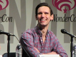 WonderCon Anaheim 2015, Gotham, Cory Michael Smith