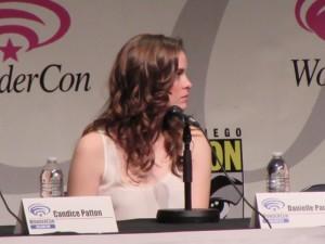 WonderCon Anaheim 2015, The Flash, Danielle Panabaker, Caitlin