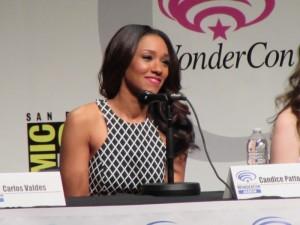 WonderCon Anaheim 2015, The Flash, Candice Patton, Iris