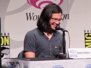 WonderCon Anaheim 2015, The Flash, Carlos Valdes, Cisco