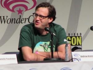 WonderCon Anaheim 2015, The Flash, Andrew Kreisberg