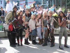 WonderCon Anaheim 2015, The Walking Dead