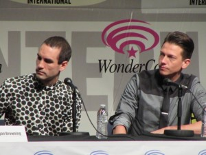 WonderCon Anaheim 2015, Powers, Playstation