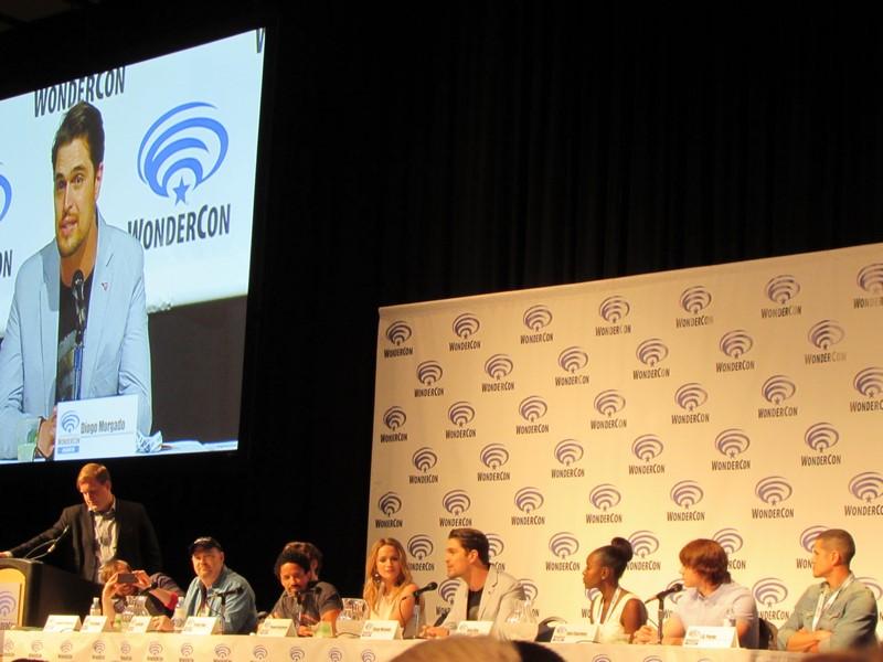WonderCon Anaheim 2015, The Messengers