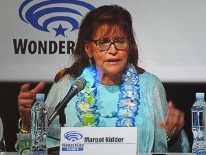WonderCon Anaheim 2015, Superman, Richard Donner, Celebrity Reunion, Margot Kidder