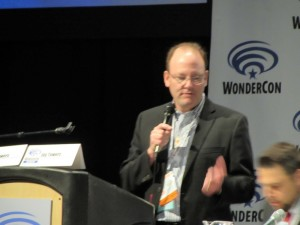 WonderCon Anaheim 2015, Superman, Richard Donner, Celebrity Reunion, Jim Bowers
