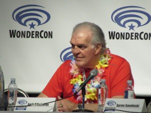 WonderCon Anaheim 2015, Superman, Celebrity Reunion, Jack O'Halloran, Non