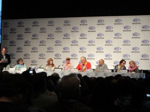 WonderCon Anaheim 2015, Superman, Richard Donner, Celebrity Reunion