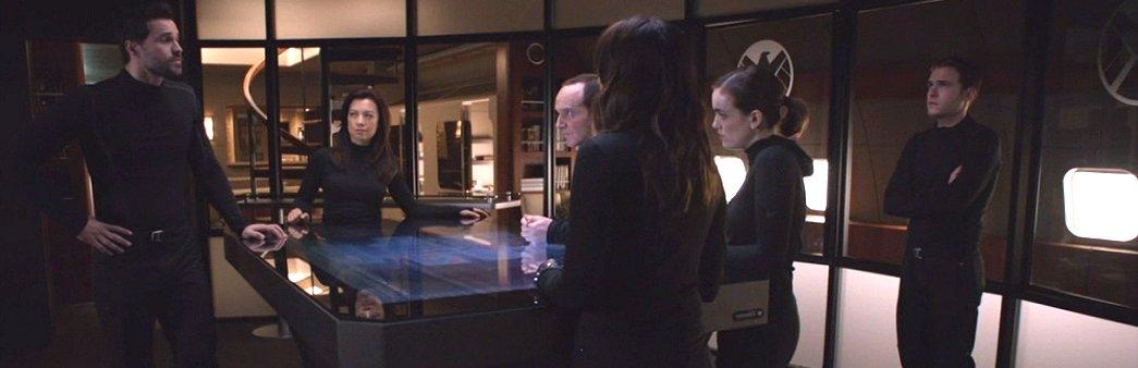 Agents of SHIELD, Season 2 Episode 19,  The Dirty Half Dozen