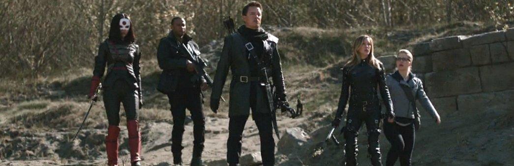 Arrow, Season 3 Episode 22, This Is Your Sword