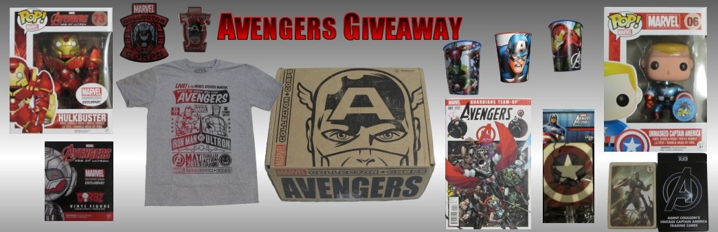 Avengers giveaway