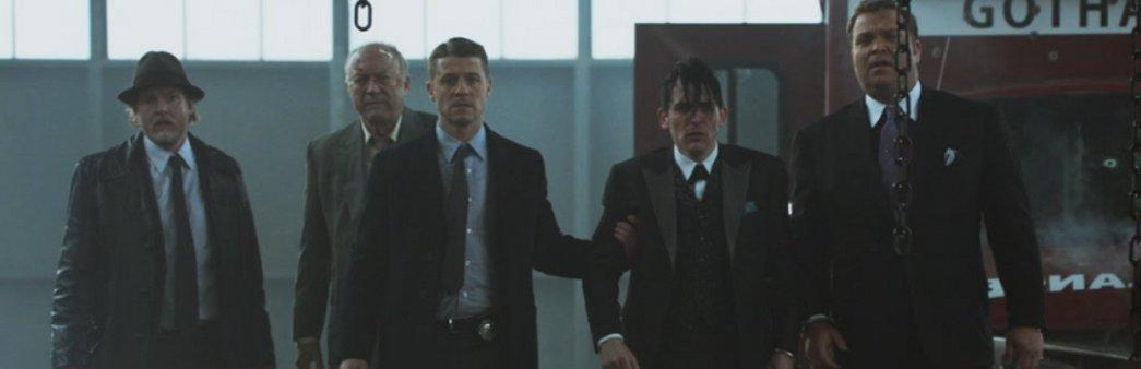 Gotham, Season 1 Episode 22, Season 1 finale, All Happy Families Are Alike