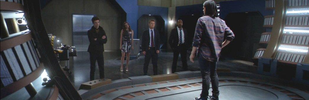 The Flash, Season 1 Episode 20, The Trap
