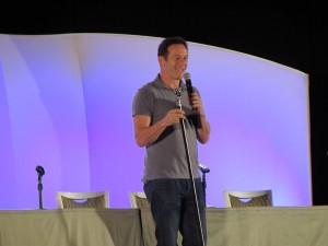 Phoenix Comicon 2015, Jason Isaacs