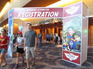 Phoenix Comicon 2015