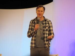 Phoenix Comicon 2015, David Morrissey
