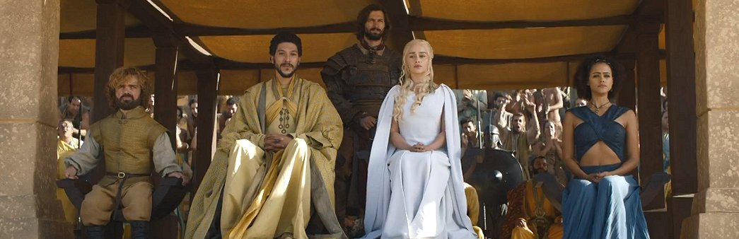 Game of Thrones, Season 5 Episode 9, The Dance of Dragons