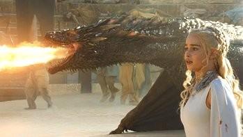 Game of Thrones, Season 5 Episode 9, The Dance of Dragons, Drogon